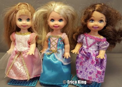 2007 Barbie as the Island Princess - Kelly