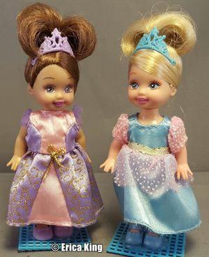 2007 Barbie as the Island Princess - Swing & Twirl Tika Kelly #K8118