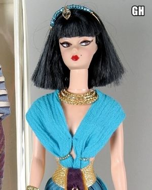 2007 Michigan Convention Barbie - Diva of the Nile