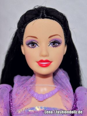 2007 Princess Snow White Barbie CD Set K8053