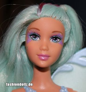 2008 Barbie Fairytopia TRU exclusive Set (2 Fairies), blue K9267