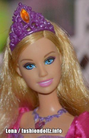 2008 Barbie & the Diamond Castle -      Princess Liana #M7816