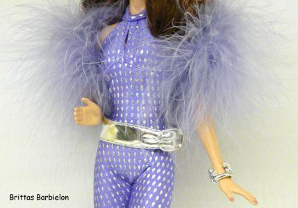 2008 Celebrate Disco Barbie Bild #16