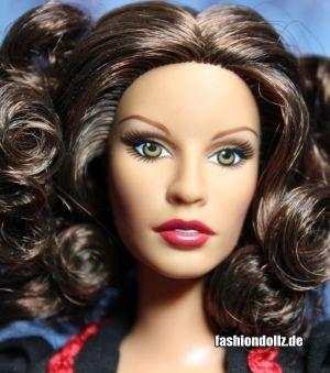 2008 Grease, Cha Cha Barbie -  Race Day #M7505