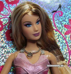 2008 Fashion Fever Cupcake Couture Barbie L9534