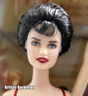 2008 Grease, Rizzo Barbie - Dance Off #M3255