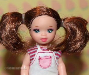 2008 I can be... Cake Baker Barbie & Kelly M3476 K8626 (2003 Baby Nikki Headmold)