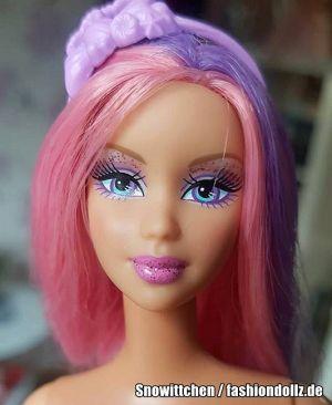 2008 Barbie Mariposa -   Butterfly Fairy Rayna L8590