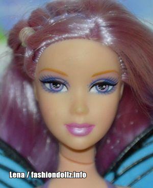 2008 Barbie Mariposa -   Butterfly Fairy Willa L8586
