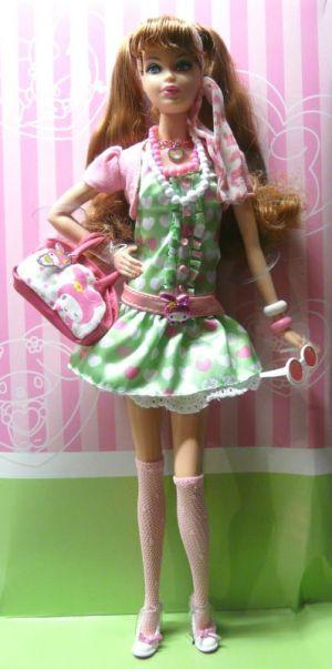 2008 My Melody Barbie M7510 Bild #04