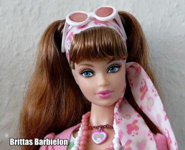 2008 My Melody Barbie M7510
