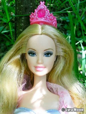 2008 Sleeping Beauty Barbie L8121