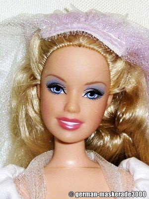 2007 Barbie as Sleeping Beauty K8052