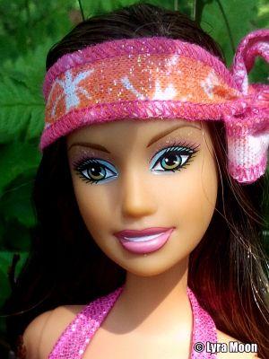 2008 Surf's-Up Beach Barbie & Teresa Gift Set - Teresa
