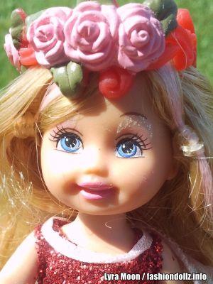 2008 Barbie & the Diamond Castle - Kelly & Sparkle Pony, red M0798