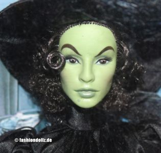 2008 The Wizard of Oz - Elphaba #K8685