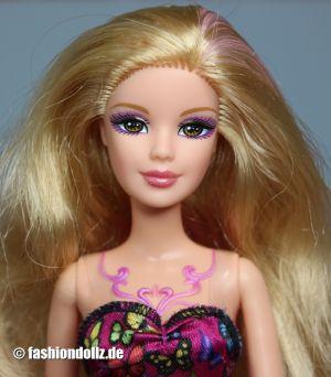 2008 Barbie Mariposa - M3456