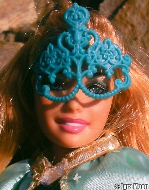 2009 Barbie & The Three Musketeers - Die Drei Musketiere Aramina