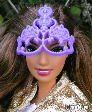 2009 Barbie & The Three Musketeers Viveca P6157