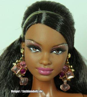 2009 Holiday Barbie AA N6557