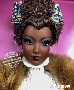 2009 Ayako Jones Barbie by Byron Lars N6614