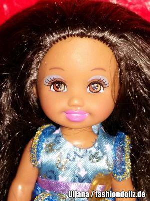 2009 Barbie and the three Musketeers - Kelly as Viveca N8024