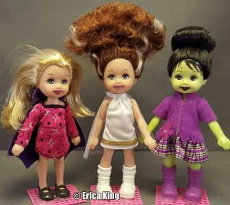 2009 Merry Monsters - Kelly, Miranda, Kayla
