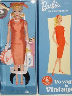 2009 National Barbie Convention - Voyage in Vintage