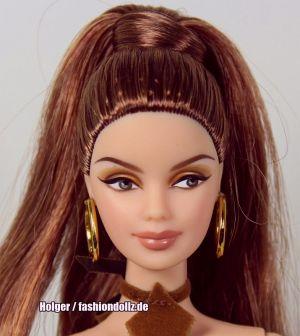2010 Landmark Collection - Big Ben Barbie T2151