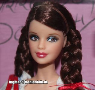 2010 The Wizard of Oz - Miss Dorothy Gale Barbie R4522