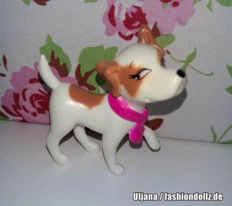 2010 Barbie in a Fashion Fairytale - Marie-Alecia & Dog T5219