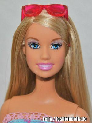 2010 Glam Bike Barbie R8645