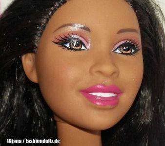 2010 Party Princess Barbie AA T7603