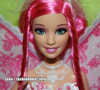 2011 Barbie in A Fairy Secret -    Graciella T7359