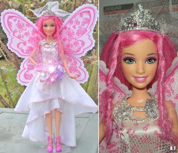 2011 A Fairy Secret Bride Graciella  T7359