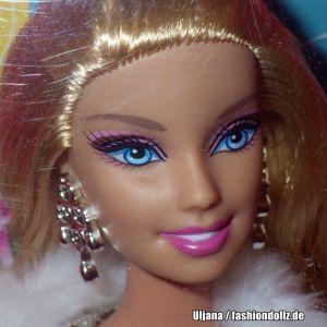 2011 A Perfect Christmas -       Barbie (Single Set) V6985