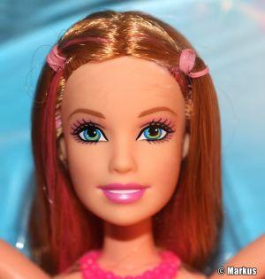 2011 Barbie in A Fairy Secret - pink fairy #T7350
