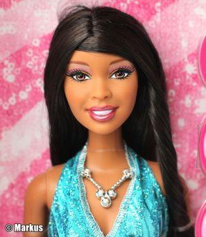 2011 Glitz Barbie AA T3786, Target exclusive