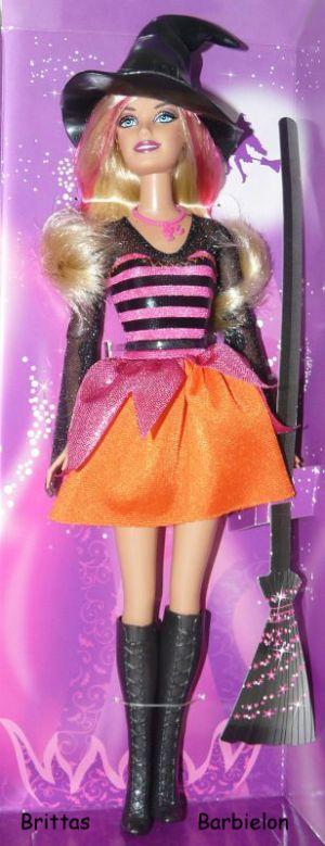 2011 Halloween Party Barbie Bild #05