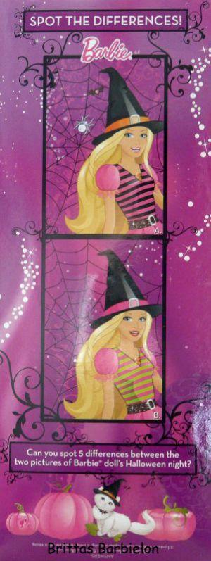 2011 Halloween Party Barbie Bild #08