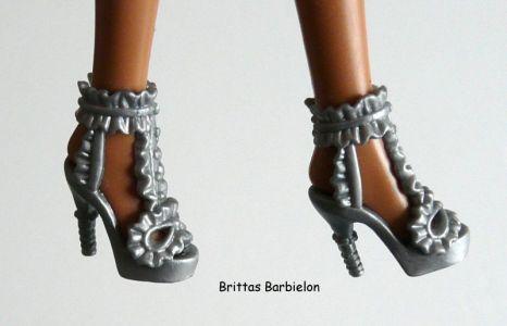 2011 Holiday Sparkle Barbie AA V4416 Bild #10