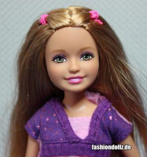 2011 Sisters' Skate Barbie & Stacie Gift Set T7428