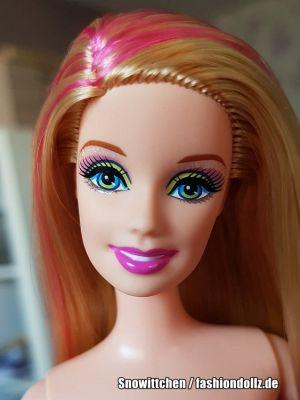 2011 Barbie in A Fairy Secret -     Barbie #T7360
