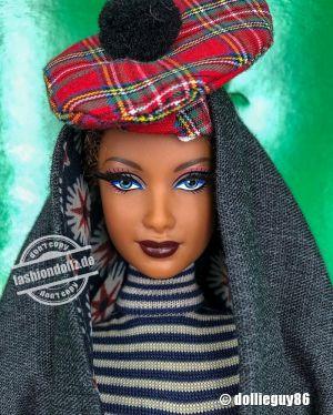 2011 Fenella Layla Barbie by Byron Lars V0455