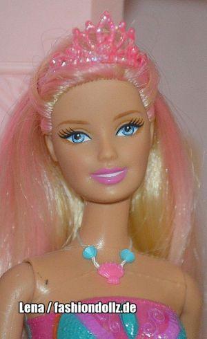 2012 Barbie in a Mermaid Tale 2 - Merliah 2in1 W2883