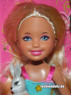 2012 Barbie - Chelsea & Bunny W3202