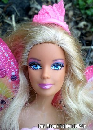 2012 Fairy Princess Barbie W2966