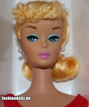 2012 Let's Play Barbie Repro - Blonde W3505