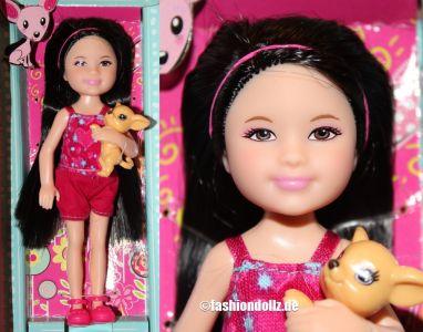 2012 Pet Shop Renee & Chihuahua W3206