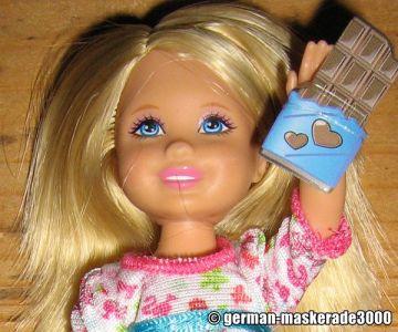 2013 Barbie & Her Sisters in A Pony Tale -  Skipper & Chelsea Y7557